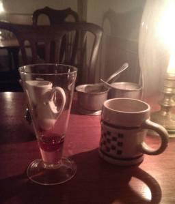 Dessert, Kings Arms Tavern