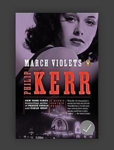 March Violets, Phillip Kerr